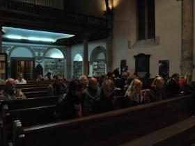 07 - Večerní bohoslužby v říjnu 2011