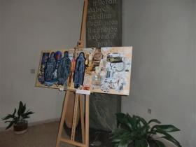07 - Výtvarný ateliér Lenky Husárikové