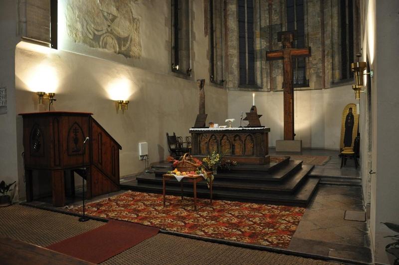 02 - Večerní bohoslužby v říjnu 2011