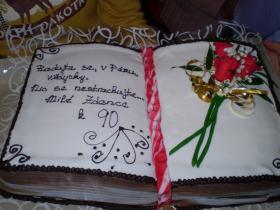 05 - Oslava devadesátin Zdeňky Děrdové