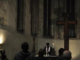 09 - Večerní bohoslužby v říjnu 2011