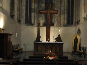 01 - Večerní bohoslužby v říjnu 2011