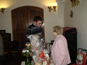 20 - Oslava devadesátin Zdeňky Děrdové