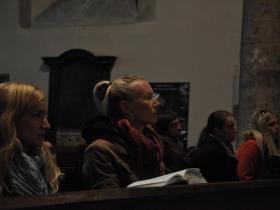 06 - Večerní bohoslužby v říjnu 2011