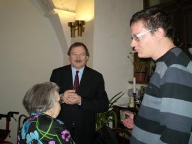 10 - Oslava devadesátin Zdeňky Děrdové